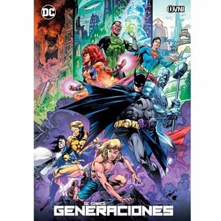 DC COMICS GENERACIONES