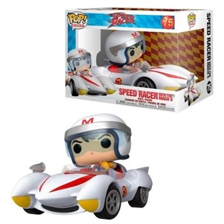 FPR 75 SPEED RACER (WITH THE MATCH 5) FUNKO POP RIDES SPEED RACER