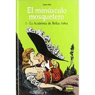 EL MIN SCULO MOSQUETERO 1. LA ACADEMIA DE BELLAS ARTES