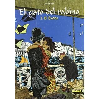 EL GATO DEL RABINO 3: EL  XODO