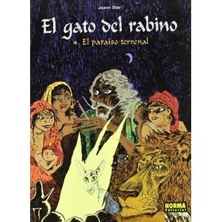 EL GATO DEL RABINO 4. EL PARA SO TERRENAL