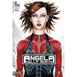 ANGELA DELLA MORTE 01 ***REEDICION***