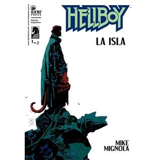HELLBOY: LA ISLA 01