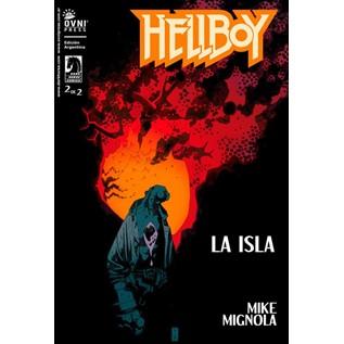 HELLBOY: LA ISLA 02