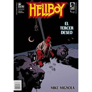 HELLBOY: EL TERCER DESEO 01