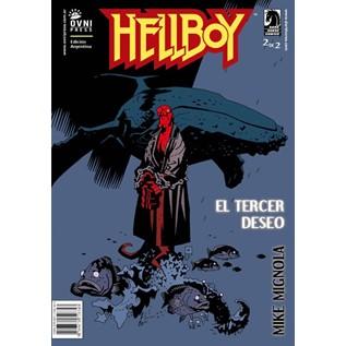 HELLBOY: EL TERCER DESEO 02