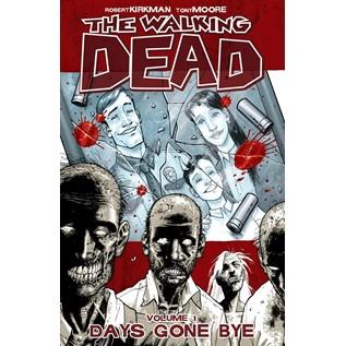 THE WALKING DEAD TOMO 01