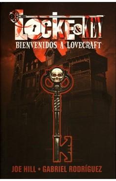 LOCKE AND KEY 01 (CULT COMICS) (BIENVENIDOS A LOVECRAFT)