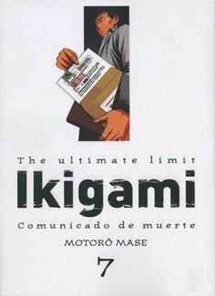 IKIGAMI 07 (COMIC)