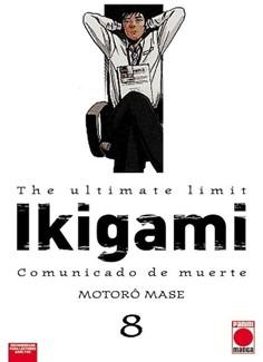IKIGAMI 08 (COMIC)