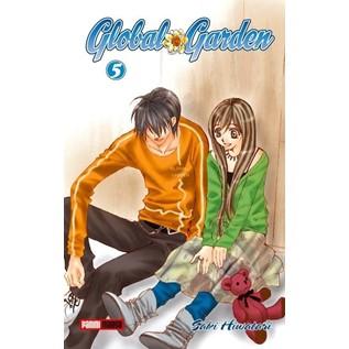 GLOBAL GARDEN 05 COMIC MANGA