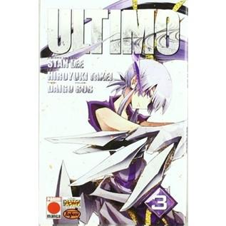 ULTIMO 03 (COMIC MANGA)
