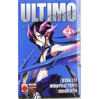 ULTIMO 04 (COMIC MANGA)