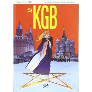 KGB 01 (COMIC)