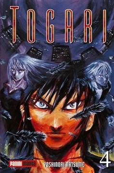TOGARI 04 COMIC MANGA