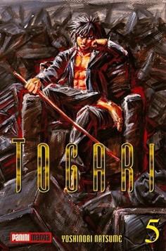 TOGARI 05 COMIC MANGA