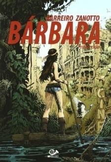 BARBARA. PRIMER CICLO (COMIC)