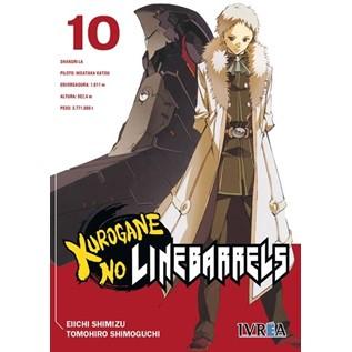 KUROGANE NO LINEBARRELS 10