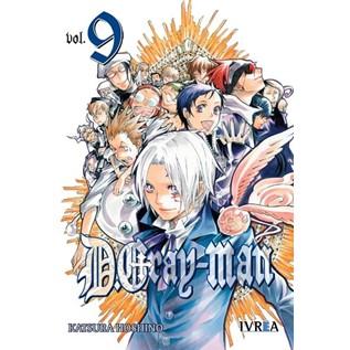 D.GRAY MAN 09