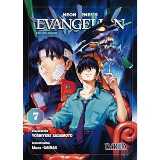 EVANGELION EDICION DELUXE 07