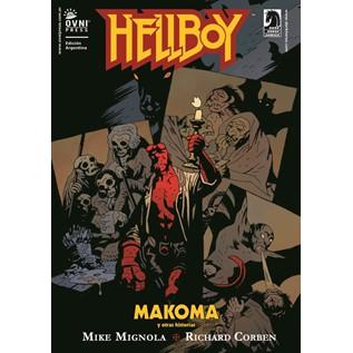 HELLBOY - MAKOMA Y OTRAS HISTORIAS