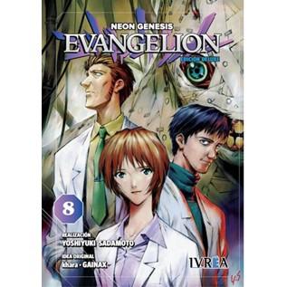 EVANGELION EDICION DELUXE 08