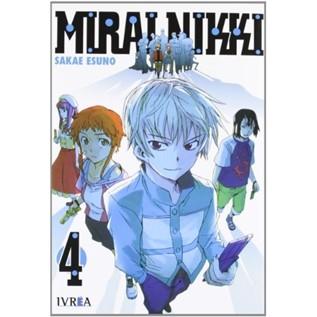 MIRAI NIKKI 04 (COMIC)