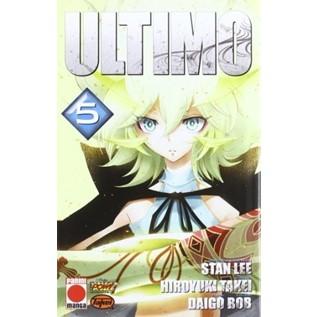 ULTIMO 05 (COMIC MANGA)