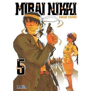 MIRAI NIKKI 05 (COMIC)