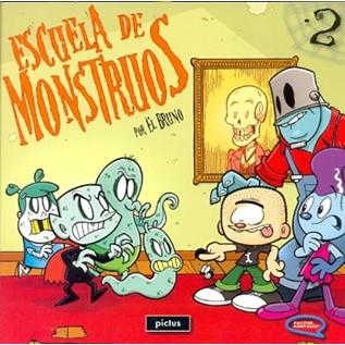 ESCUELA DE MONSTRUOS 02