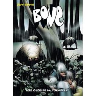 BONE 03 (BOLSILLO) LOS OJOS DE LA TORMENTA