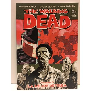 THE WALKING DEAD TOMO 05