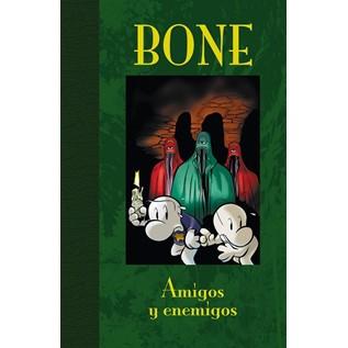BONE EDICION DE LUJO 03. AMIGOS Y ENEMIGOS
