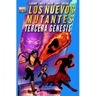 LOS NUEVOS MUTANTES. TERCERA GENESIS