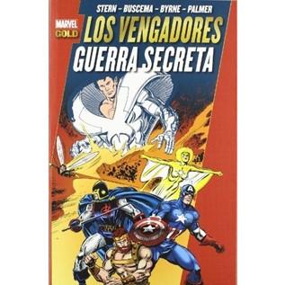 LOS PODEROSOS VENGADORES 07: GUERRA SECRETA (MARVE