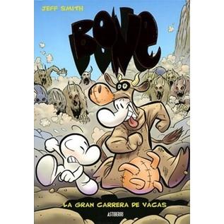 BONE VOL. 02. LA GRAN CARRERA DE VACAS