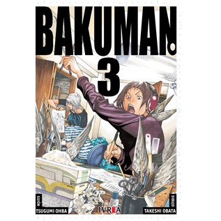 BAKUMAN 03