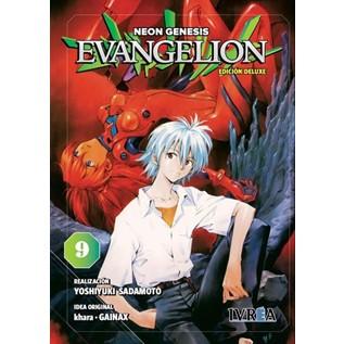 EVANGELION EDICION DELUXE 09