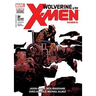 WOLVERINE Y LOS X-MEN 02