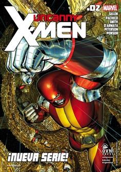 UNCANNY X-MEN 02