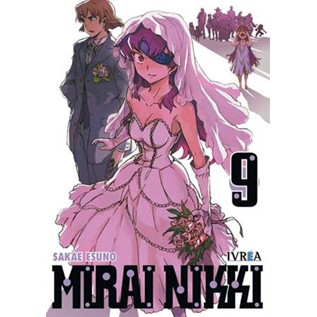 MIRAI NIKKI 09 (COMIC)