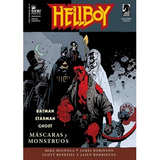 HELLBOY: M SCARAS Y MONSTRUOS