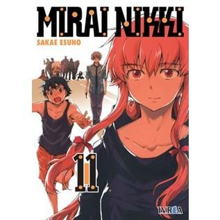 MIRAI NIKKI 11 (COMIC)