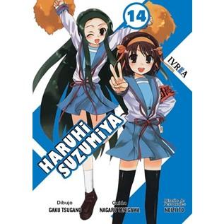 HARUHI SUZUMIYA 14