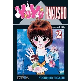 YU YU HAKUSHO 02