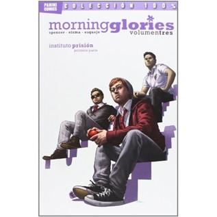 MORNING GLORIES 03. INSTITUTO PRISION (CULT COMICS