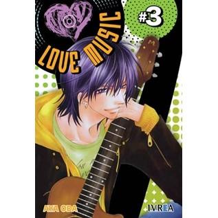 LOVE MUSIC 03 (COMIC)