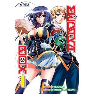 MEDAKA BOX 01 (COMIC)