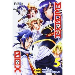 MEDAKA BOX 05 (COMIC)