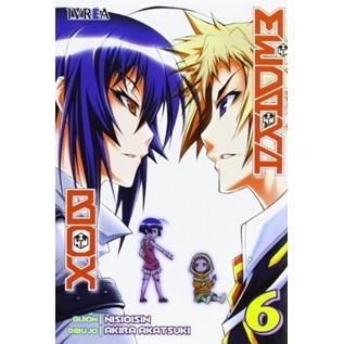 MEDAKA BOX 06 (COMIC)